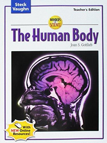 The Human Body, Teacher's Guide (Wonders of: Joan S. Gottlieb