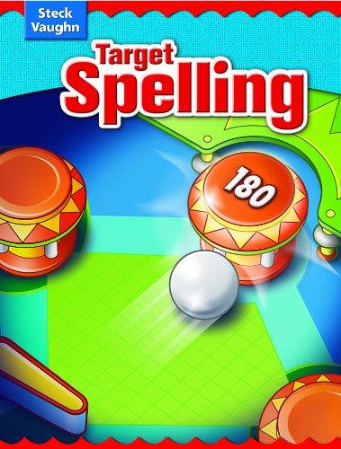 9780739891889: Steck Vaughn Target Spelling 180