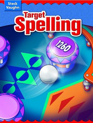9780739891933: Steck-Vaughn Target Spelling: Student Edition Target Spelling 126