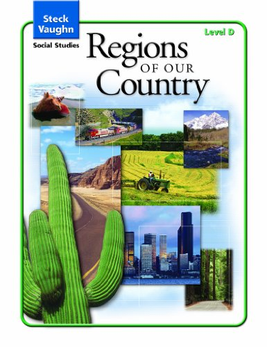 9780739892213: Steck-Vaughn Social Studies © 2004: Student Edition Regions of Our Country