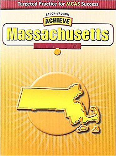 Steck-Vaughn Achieve Massachusetts: Student Reader Grade 7: STECK-VAUGHN