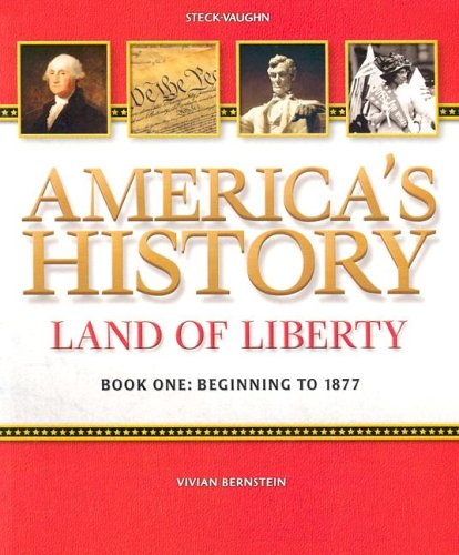 9780739897034: American History Land of Liberty: Student Reader, Book 1