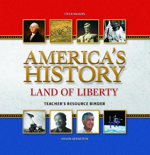 9780739897065: American History Land of Liberty: Teacher's Resource Binder