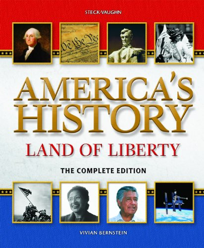 9780739897089: American History Land of Liberty: Student Edition (Hardcover) 2006