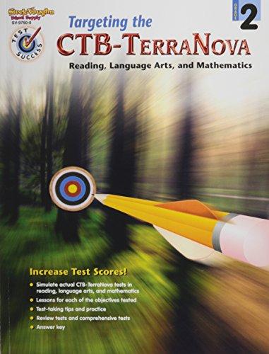 9780739897508: Targeting the CTB/Terranova: Reproducible Grade 2