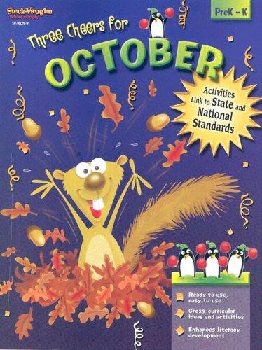 Three Cheers forâ ¦!: Reproducible October: STECK-VAUGHN
