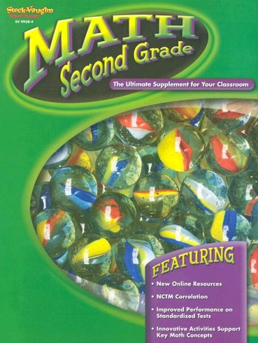 9780739899380: Math: The Ultimate Supplement: Reproducible Grade 2