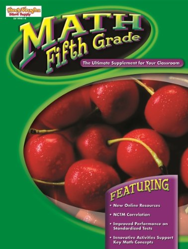 9780739899410: Math: The Ultimate Supplement: Reproducible Grade 5