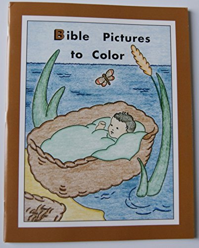 9780739900116: Bible Pictures to Color (A-B-C Series)