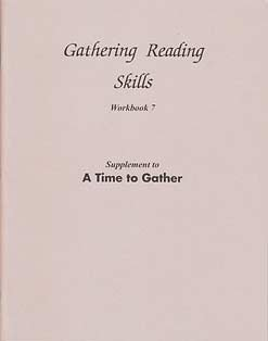 9780739904138: A Time to Gather Grade 7 Reading
