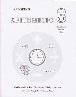 9780739904640: Rod & Staff Grade 3 Math: Blacklines