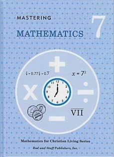 9780739904817: Mastering Mathematics Grade 7 Math Pupil Textbook