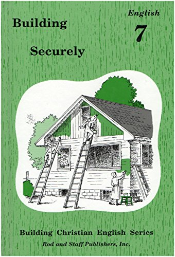 9780739905272: Building Securely English 7