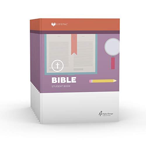 9780740300042: Lifepac Bible Grade 4 : Set of 10 Worktexts.