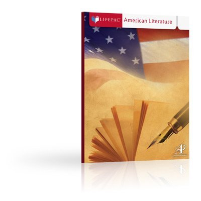 9780740301292: Electives Lifepac, Unit 2: American Literature: The Romantic Period, 1800-1855