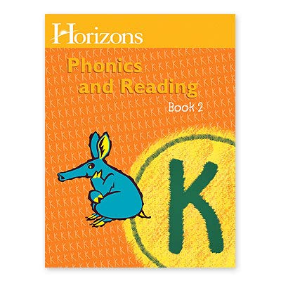 9780740301384: Horizons K Phonics and Reading Book 2 (Lifepac)