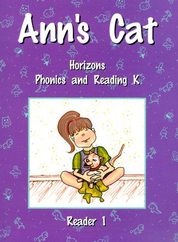 9780740301414: Horizons Phonics & Reading (Horizons Phonics & Reading Kindergarten)