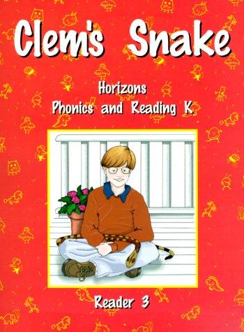 9780740301438: Horizons Phonics & Reading (Horizons Phonics & Reading Kindergarten)