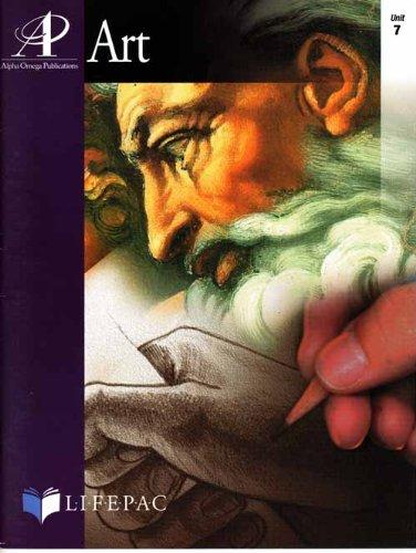 Alpha Omega Publications EL 9107 Art 10 Art Appreciation
