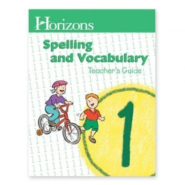 9780740302145: Horizons Spelling and Vocabulary