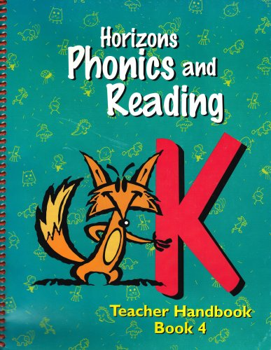 9780740303081: Horizons Phonics and Reading (Horizons Phonics & Reading (Teacher's Guides Numbered))
