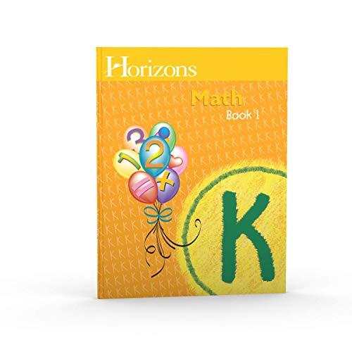 9780740303098: Horizons Mathematics K, Book 1 (Lifepac)