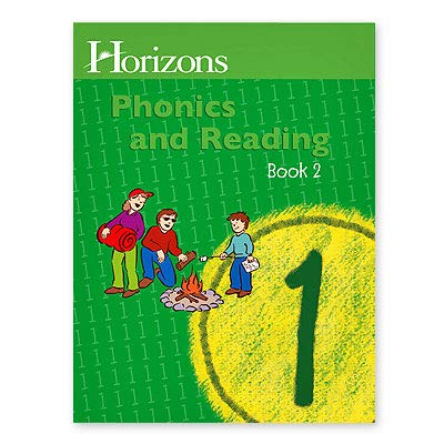 9780740303180: Horizons 1 Phonics and Reading Book 2 (Lifepac)