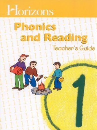 9780740303265: Horizons 1 Phonics & Reading Teacher's Guide