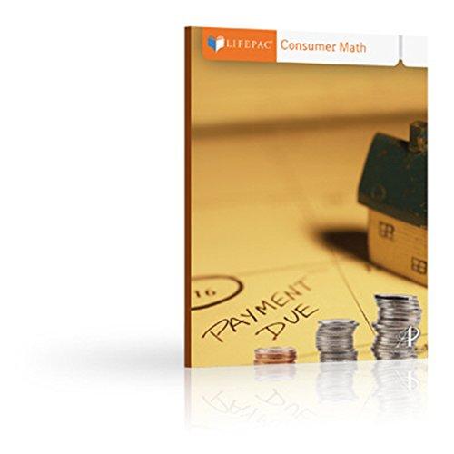 9780740303470: Consumer Math Life Pack