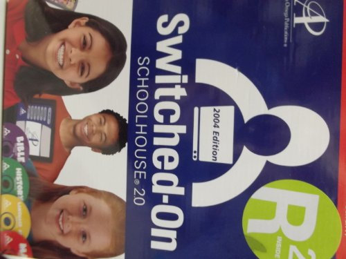 9780740305962: 2004 Edition Switched - On Schoolhouse 2.0 - A Fully Interactive CD-Rom Curriculum.