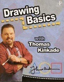 9780740307089: Drawing Basics With Thomas Kinkade Unit 1