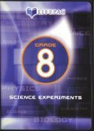 9780740307331: Lifepac Science Experiments - Grade 8