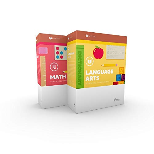 9780740308697: Kindergarten Lifepac 2-subject Set (AOP Lifepac)