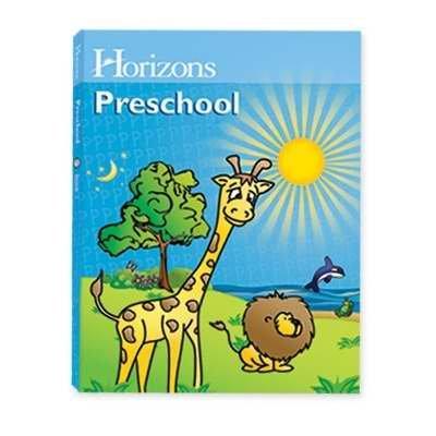 9780740314490: Horizons Preschool Teacher's Guide Part 1