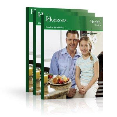 9780740317033: Horizons Health 4Th Grade Set