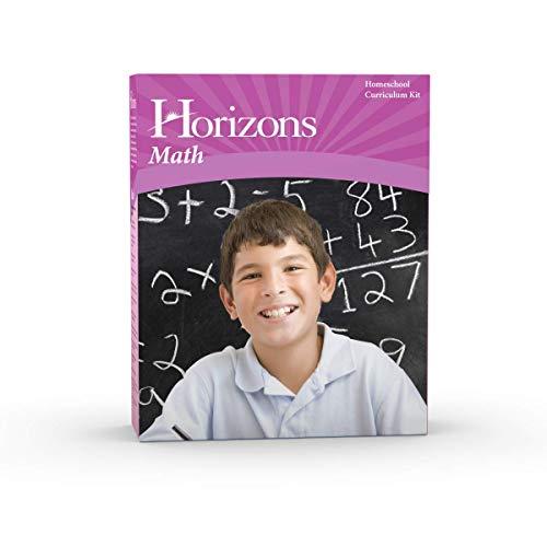 9780740322426: Horizons Math Grade 7 Boxed Set
