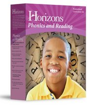 9780740325465: Horizons Phonics and Reading Homeschool Curriculum Kit (Grade 3)