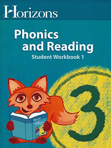 9780740325472: Horizons Phonics and Reading Workbook 1 Grade 3