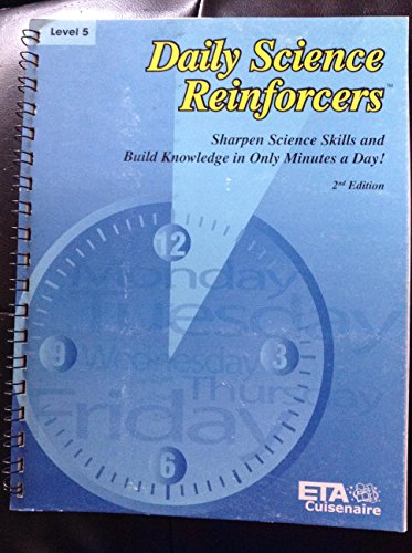 9780740606663: Daily Science Reinforcers: An Innovative Science Review and Reinforcement Program, Grade 4