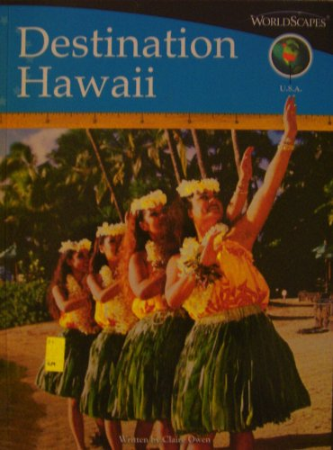9780740642944: Destination Hawaii (WorldScapes) (WorldScapes)