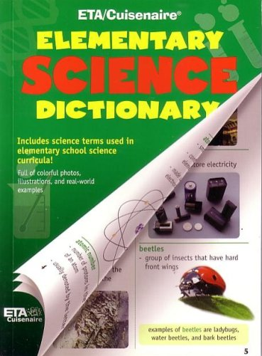 9780740653216: Elementary Science Dictionary