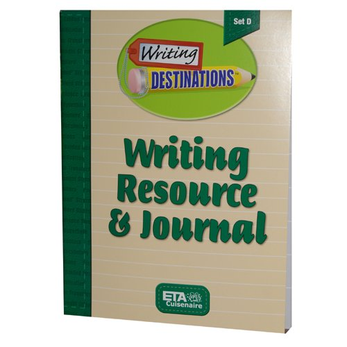 9780740678011: WRITING DESTINATIONS: WRITING RESOURCE & JOURNAL (SET D) GRADES 1-3 (6 Pack, Same Title)