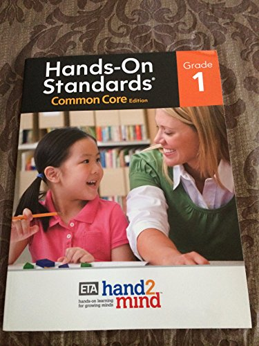 9780740694301: ETA Hand 2 Mind Hands On Standards Common Core Grade 1 Teacher Resource