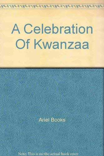 A Celebration Of Kwanzaa: Ariel Books
