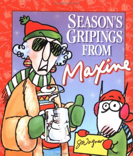 Seasons gripings from maxine by wagner john shoebox greetings seasons gripings from maxine wagner john shoebox greetings brethwa m4hsunfo Image collections