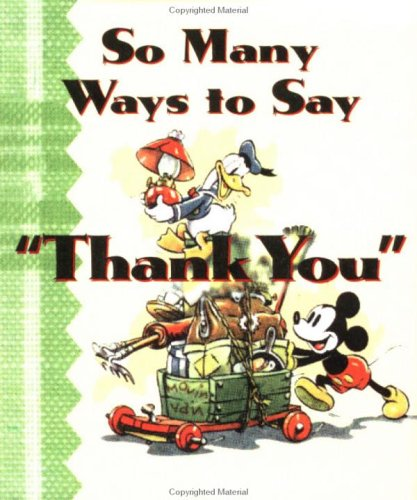 9780740701146: So Many Ways to Say Thank You