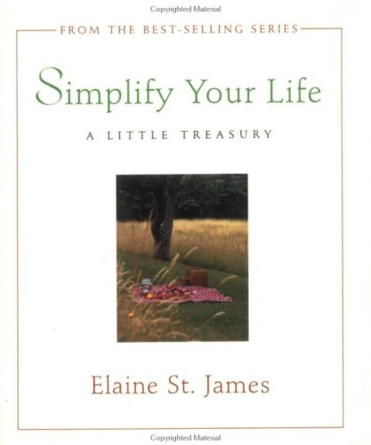 9780740703546: Simplify Your Life: A Little Treasury