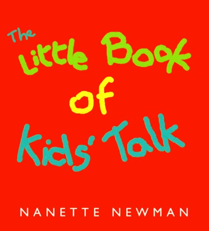9780740704734: The Little Book of Kids' Talk
