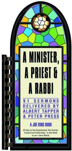 9780740705038: A Minister, a Priest, and a Rabbi (Joe King Books)