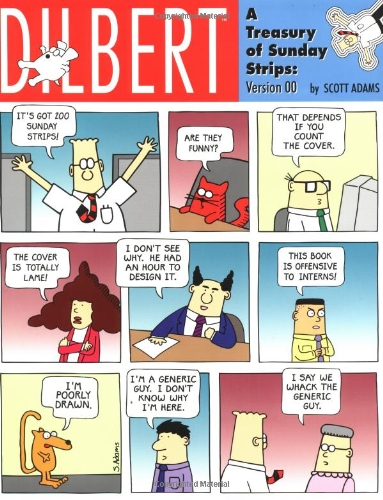 9780740705311: Dilbert - A Treasury Of Sunday Strips: Version 00